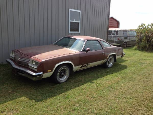 1976 442 Oldsmobile Cutlass Salon