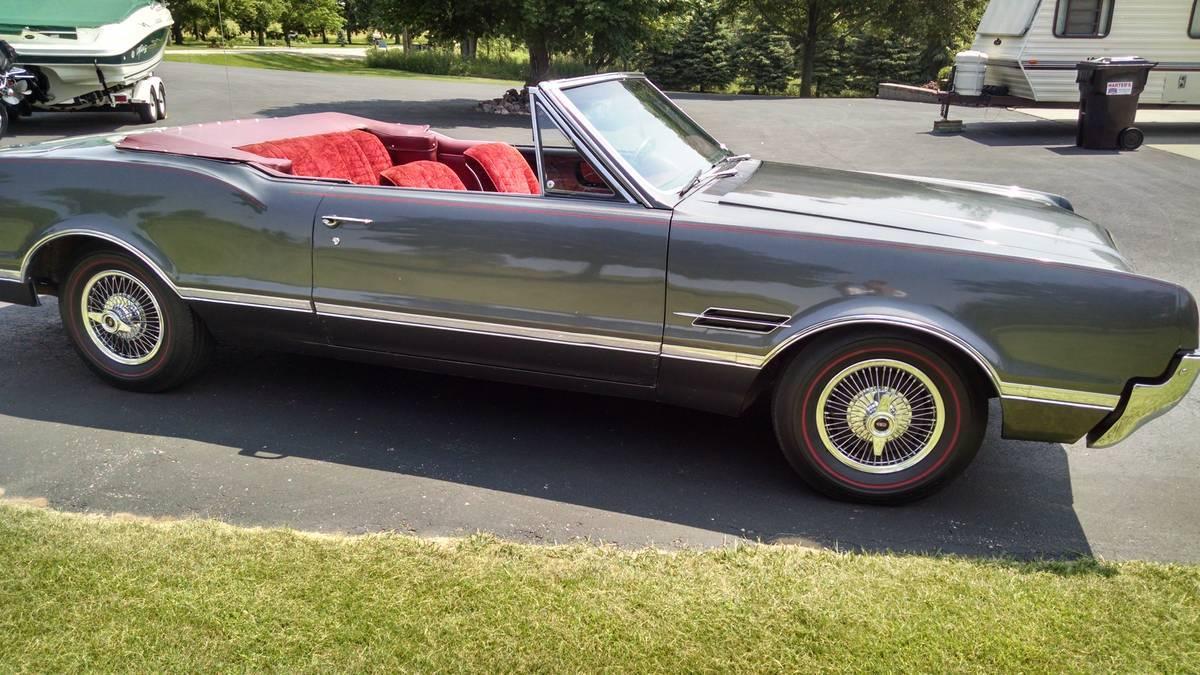 1966 Olds Cutlass 442