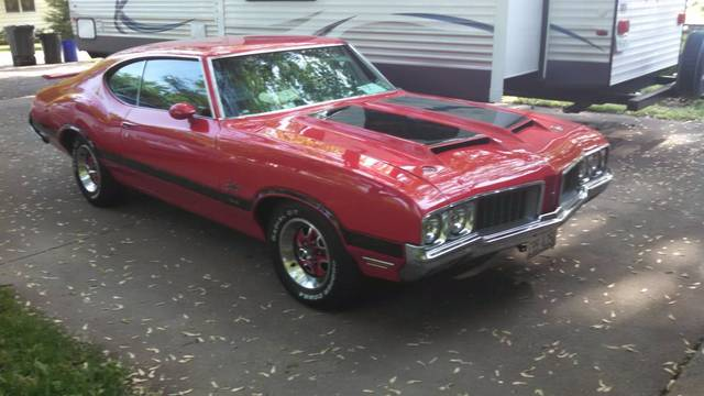 1970 cutlass tribute W31