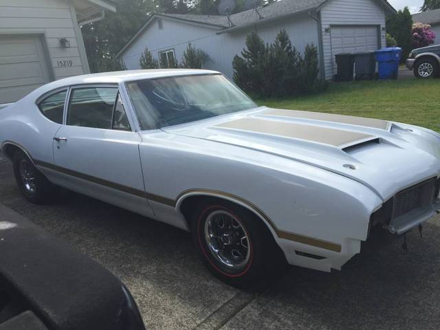 1970 Olds Project
