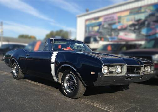1968 Olds 442 Convertible