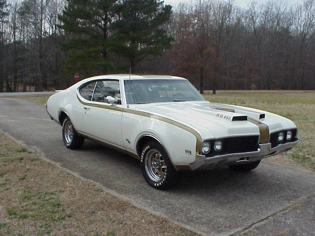 1969 Oldsmobile Hurst Olds