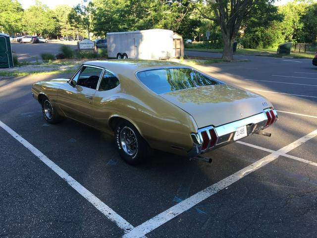1970 Olds 442 Sport Coupe