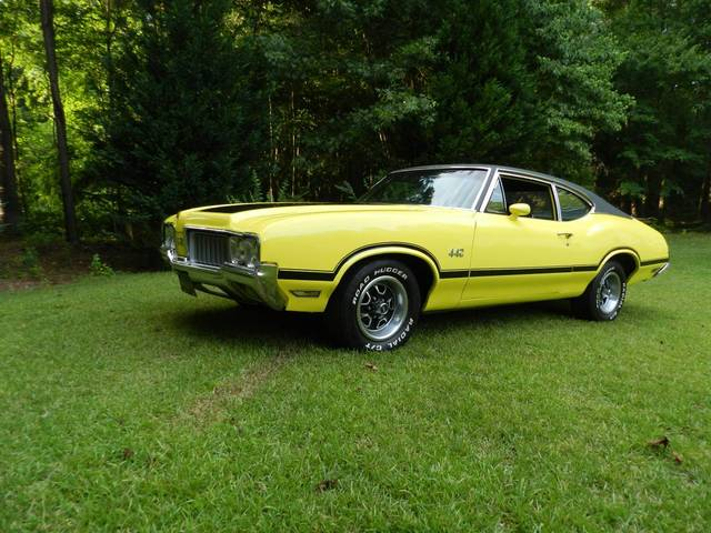 Cutlass 1970 S Club Coupe