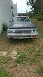 1985 Cutlass 442 T-Top car