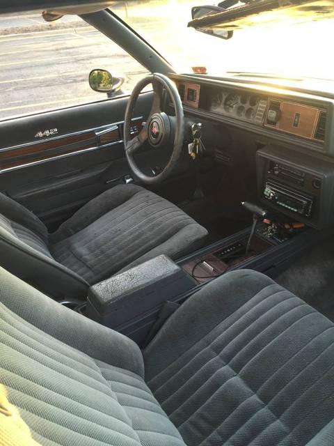 1986 Oldsmobile cutlass 442 ttop (Lake villa, IL