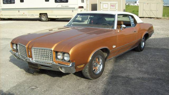 1972 Olds Cutlass Supreme