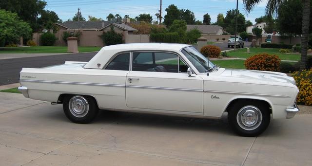 1963 Cutlass Factory AC super nice!!