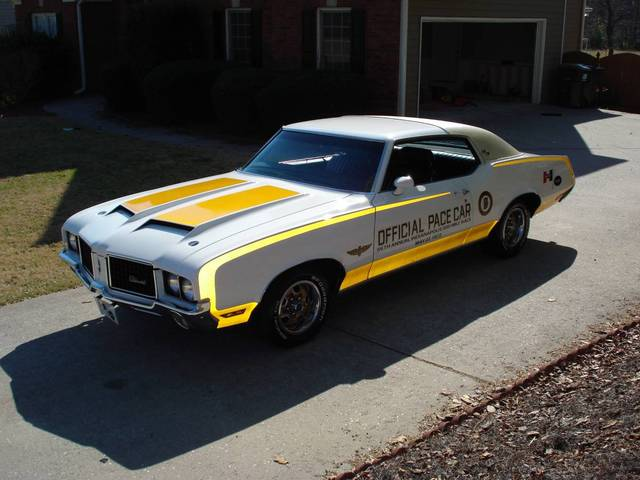 1972 Hurst Olds 5 Spd