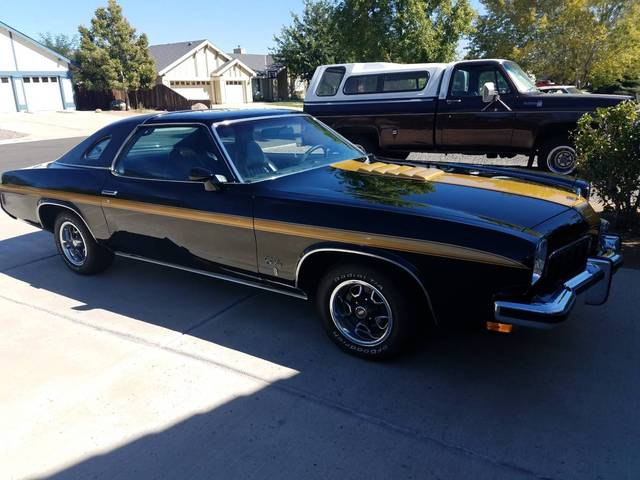 1973 Olds 442 Hurst Edition