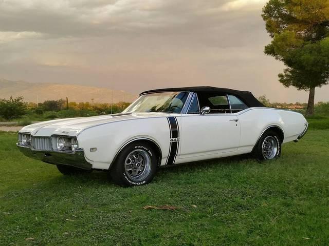 1968 Olds Cutlass 442 tribute