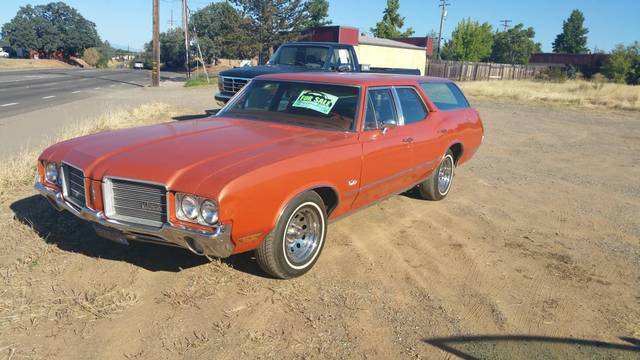 1971 Oldsmobile Wagon