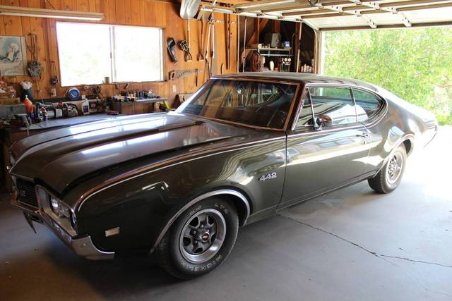 1968 Olds 442 Survivor