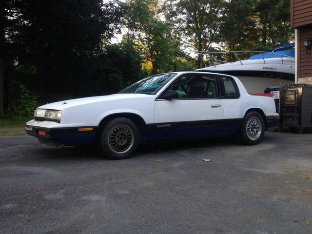 1991 Oldsmobile Calais 442 W41 R Albany NY