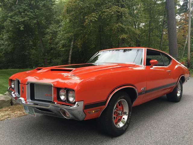 1972 Oldsmobile 455