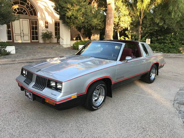 1984 Oldsmobile Hurst Olds