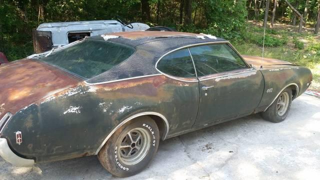 1969 442 and 1965 Impala SS