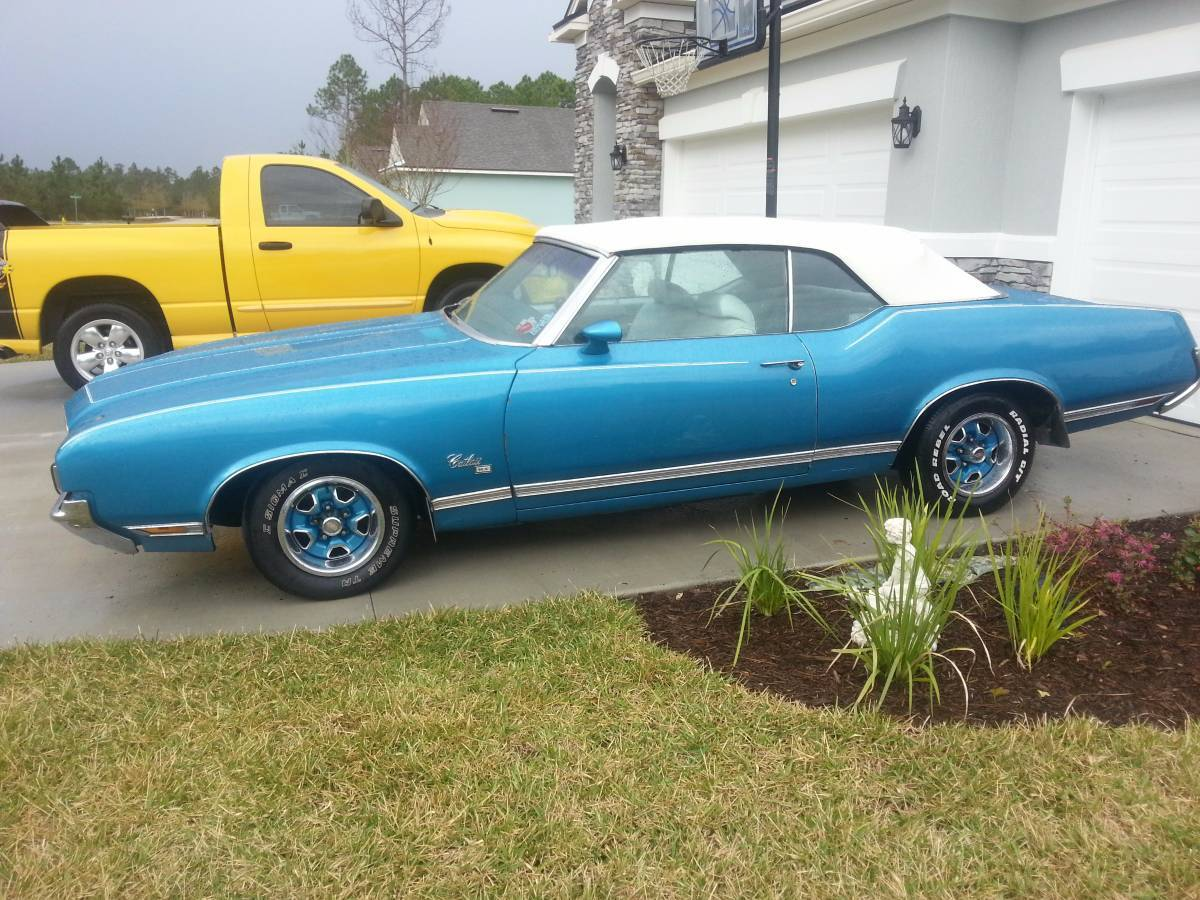 Cars For Sale In Jacksonville Fl >> 1971 Olds Cutlass SX Convertible (Jacksonville, FL ...