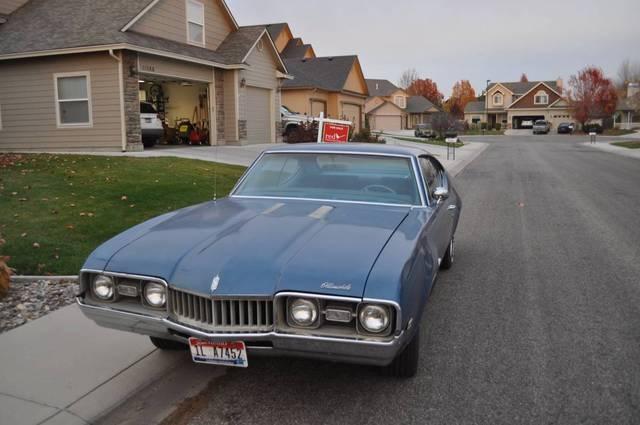 1968 Cutlass Supreme