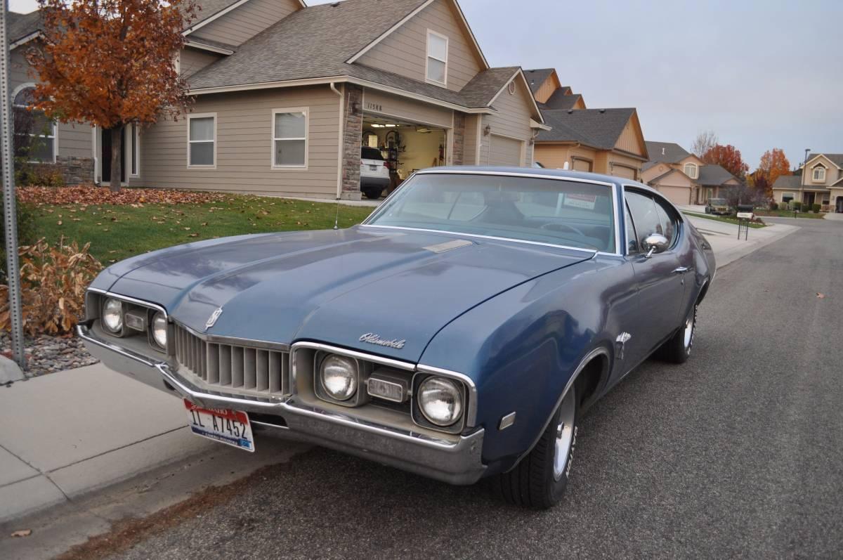 1968 Cutlass Supreme  Boise  Id
