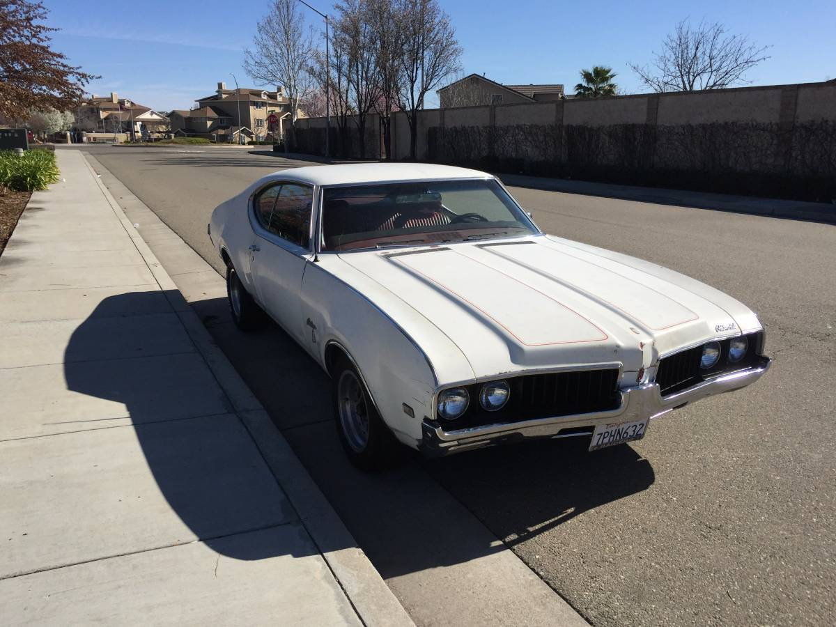 1969 Sterling Kit Car Turn Key For Sale: 1969 Oldsmobile Cutlass (Modesto, CA)