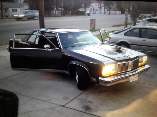 1978 Oldsmobile Ninety Eight