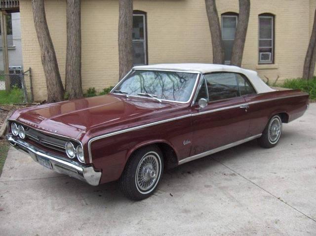 1964 Cutlass Convertible (Movie Car)