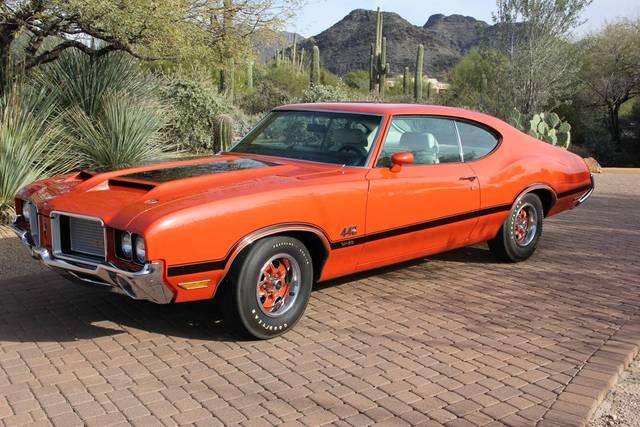 1972 442 W30