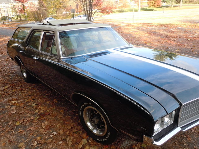 1971 Olds Wagon all Restored