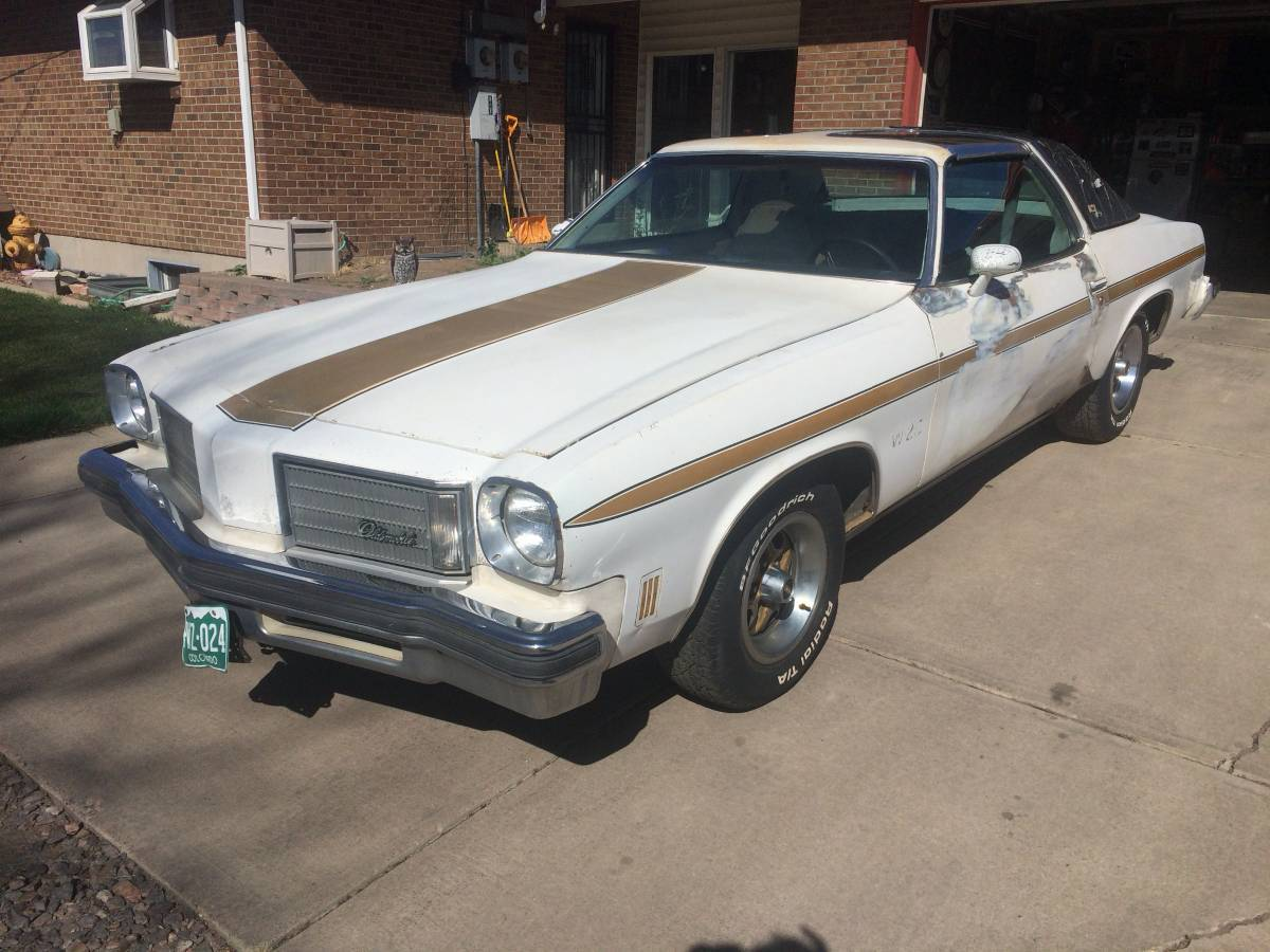 1975 Hurst Olds W-25 T-Top