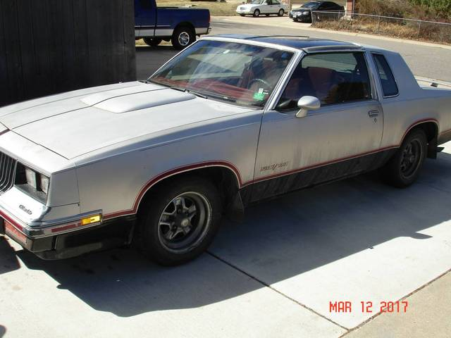 1984 Olds/Hurst with T-Tops