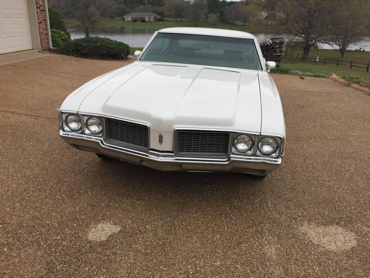 1970 Cutlass S