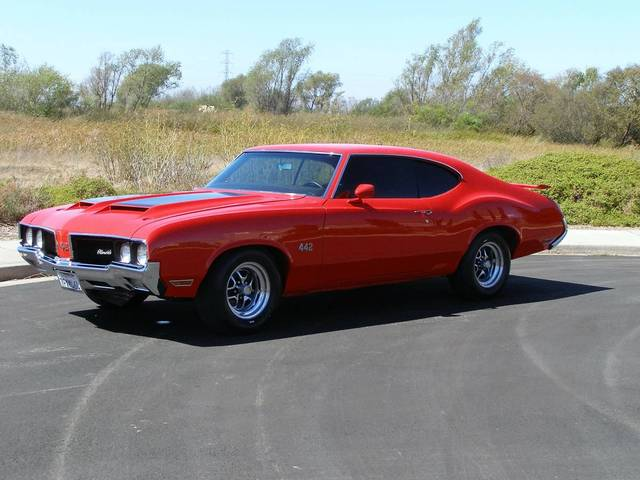 1970 442 Restomod