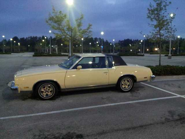 1979 Oldsmobile Cutlass Supreme Brogham