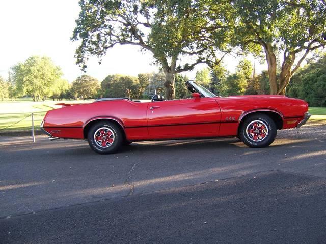 1971 Oldsmobile 442 Replica