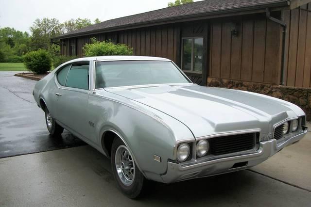 1969 442 Oldsmobile