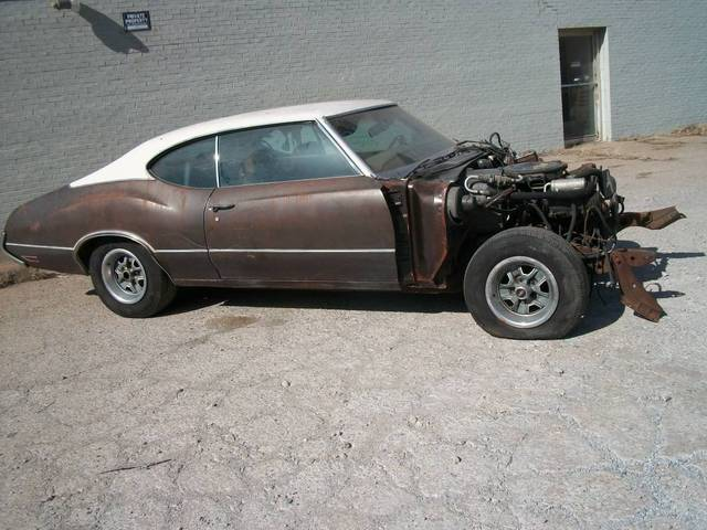 1971 Oldsmobile 442 Project