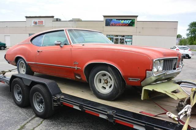 1970 Cutlass project