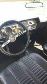 1966 Olds Cutlass Factory 4pd