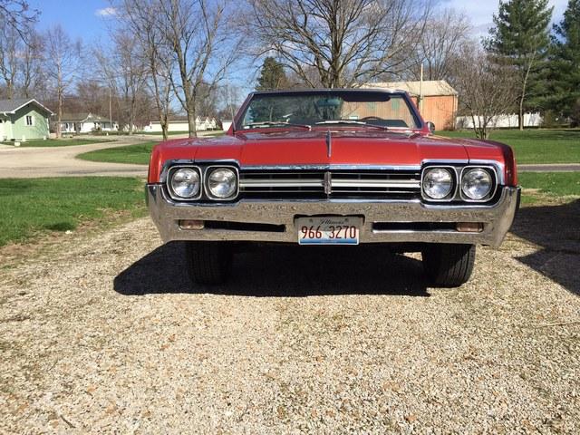 1966 cutlass 4sp