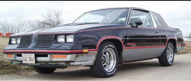 1983 Hurst Olds