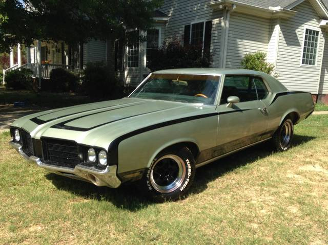 1972 Hurst Edition Oldsmobile Cutlass Supreme