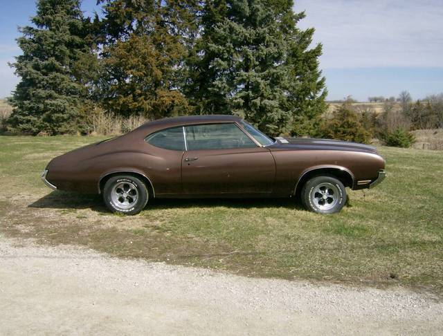 1970 Olds Cutlass S