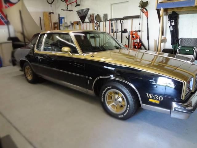 1979 Hurst Olds W30 26,000 Miles