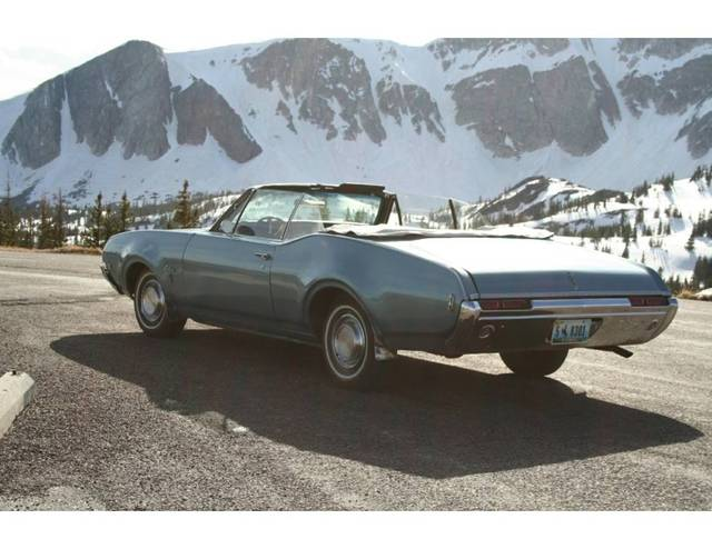 1968 Oldsmobile Convertible All Original