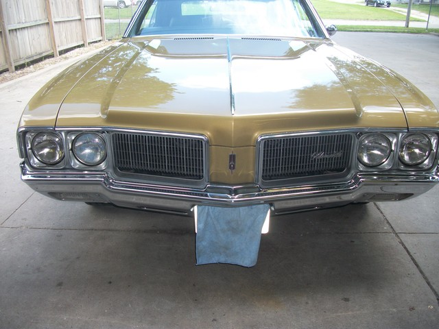 1970 olds cutlass convertible factory 4sp