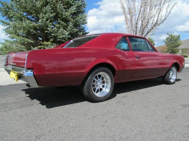 1966 Oldsmobile f85 455