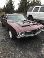 1970 442 Oldsmobile