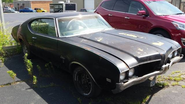 1969 Cutlass Project