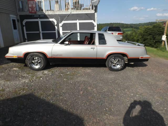 1984 Hurst Oldsmobile